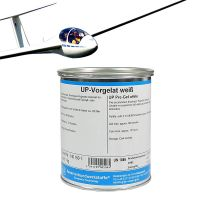 UP pre-gel white, tin/ 500 g