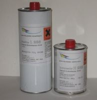 Epoxy Resin L 285 + Hardener 287 (Aero), kit/ 1 kg.
