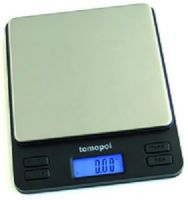 Digital precision scale 0.1 g - 2000 g.