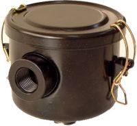 Oil separator filter.