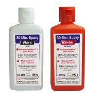 30 Min. Epoxy, kit/ 200 g.