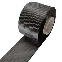 Carbon NCF tape 200 g/m² (biaxial) 11.5 cm