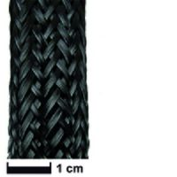 Carbon fibre sleeve, Ø 10 mm, roll/ 1 m.