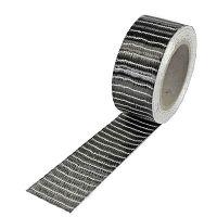 Nastro in fibra di carbonio unidirezionale 250 gr/mq H=25 mm 5 mt.