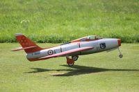 Jet Scale F84f Thunderstreak 1:5.