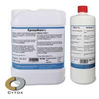 Resina Epoxi-Laminazione L+CL - 930 gr.