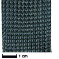 Calza in carbonio diam.25  L=2 metri.
